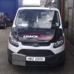 Vehicles Wraps-Coach Finish