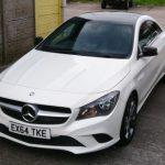 Vehicles Wraps-Hursts Mercedes April 2017