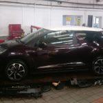 Vehicles Wraps-Jaye Jordan DS3 Roof