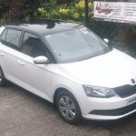Vehicles Wraps-Maquire Skoda Roof