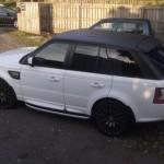 Vehicles Wraps-Tony McKee Range Rover 01