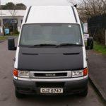 Vehicles Wraps-WD Iveco Bonnet 201 01