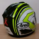 Helmets Custom-Ali Simms 2016 01