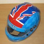 Helmets Custom-Leon Frost 2016 01