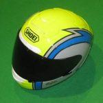 Helmets Custom-Stephen Montgomery 2016 01