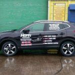 Vehicles Cars-Hurst Nissan Qashqai May 2016