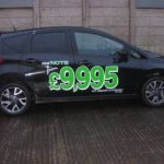 Vehicles Cars-Nissan Note Jan 2016