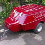 Vehicles Trailers-Simply Red Trailer