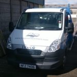 Vehicles Vans-Beggs & Parnters Bonnet