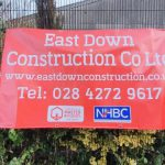 Banners-East Down Banner Feb 2021