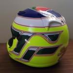Helmets Custom-Aaron ORourke