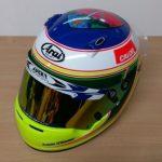 Helmets Custom-Aaron ORourke 2016 02