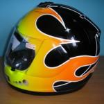 Helmets Custom-Adrain Coates