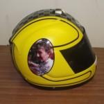 Helmets Custom-Alan McComb Arai 02