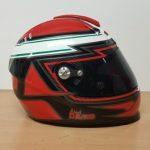 Helmets Custom-Aled Davies 2018 01