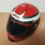 Helmets Custom-Aled Davies 2018 03