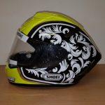Helmets Custom-Ali Kirk 2018 01