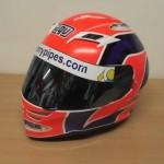 Helmets Custom-Allen Cherry 2015 01