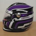 Helmets Custom-Amy Catchpole 2015 01