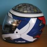 Helmets Custom-Andy Malone