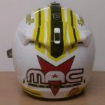 Helmets Custom-Andy McAllister 2017 03