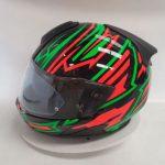 Helmets Custom-Andy Rees 2021 01