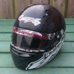 Helmets Custom-Antman 2017 02
