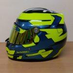 Helmets Custom-Ben McDowell 2017 01
