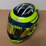 Helmets Custom-Ben McDowell 2017 02