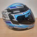 Helmets Custom-Brent Smith 2017 01