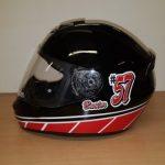 Helmets Custom-Buster Boyd 2018 01