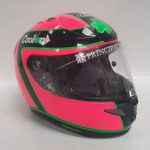 Helmets Custom-Caolan Irwin Pink 2020 01