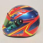 Helmets Custom-Carter Kelly 2019 01