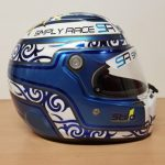 Helmets Custom-Charlie McLeod 2018 01