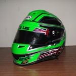 Helmets Custom-Chris Lee 01