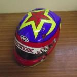 Helmets Custom-Chris McNeill