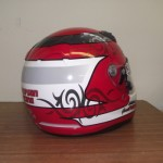 Helmets Custom-Clive Thompson
