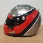 Helmets Custom-Cody Moody 2018 01