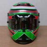 Helmets Custom-Conor Fogarty 2017 02
