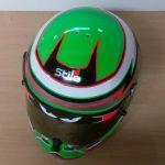 Helmets Custom-Conor Fogarty 2017 04