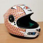 Helmets Custom-Corey Tinker 2018 01