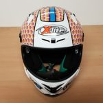 Helmets Custom-Corey Tinker 2018 02