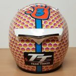 Helmets Custom-Corey Tinker 2018 03