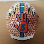 Helmets Custom-Corey Tinker 2018 04
