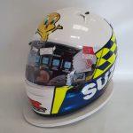 Helmets Custom-Crossen Motorcycles 2021 02