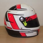 Helmets Custom-Dan Rawden 2015 01
