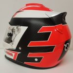 Helmets Custom-Dan Rawden 2019 04