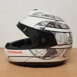 Helmets Custom-Dan Wade 2018 01
