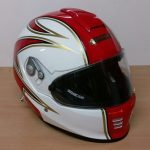 Helmets Custom-Daniel Conlon Helmet 2016 02