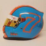 Helmets Custom-Daniel Kirk 2019 01